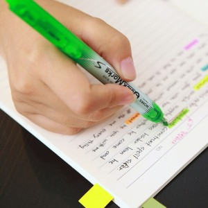5 Tips for Color-Coding Your Notes