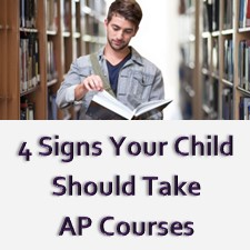 How can you know if your child should take AP courses?