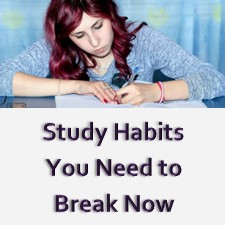 Find out which study habits may derail your academic success.