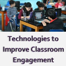 Cutting-edge tools will enhance the classroom experience.