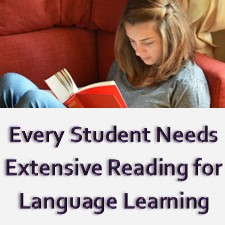 Learn how reading improves language skills.