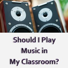 A resounding chorus of positive reasons to use music in the classroom.